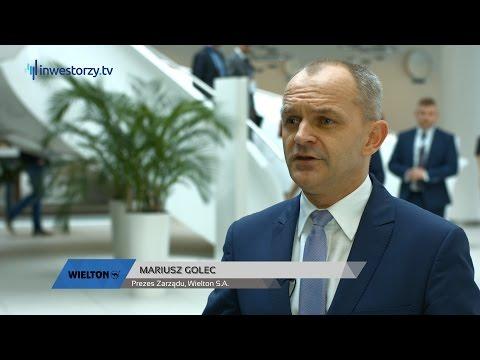 Mariusz Golec, Prezes Zarządu, Wielton S.A., #57 ZE SPÓŁEK