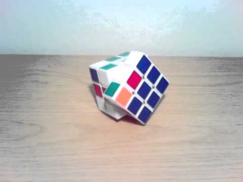 Feliks Zemdegs 3x3 WR (former) solve in stop motion