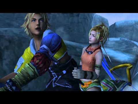Final Fantasy X - Tidus & Rikku Riding Scene thumbnail
