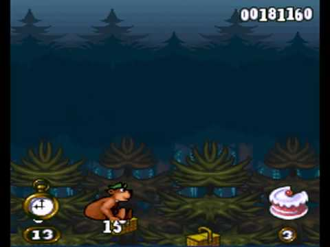 [SNES] Yogi Bear by Stobczyk 3/6 (Longplay)