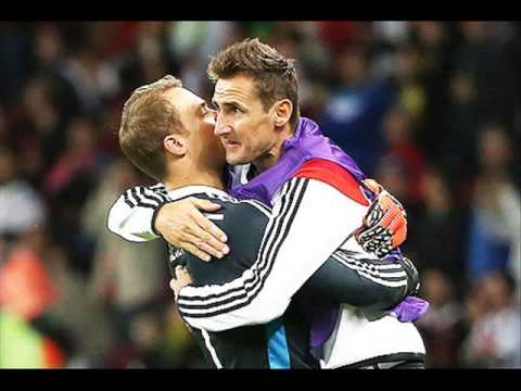 Goodbye Miroslav Klose...The Legend