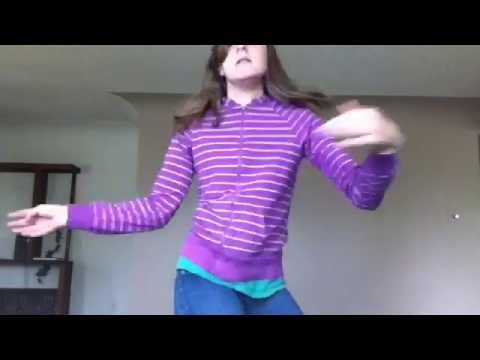 """Harlem Shake (Workout Mix 140 BPM)"" Fan Video- touring a house"