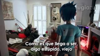 Gorillaz  - Do Ya Thing (Video Oficial) Subtitulada en Español (HD)