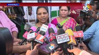 పవన్ కల్యాన్ వ్యాఖ్యలు బాధాకరం   - కిడారి భార్య