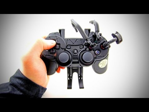 N-Control Avenger for PS3 Controller Unboxing & First Look