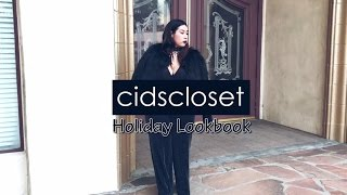 Holiday Plus Size Lookbook 2016 l Ft. Fashion to Figure