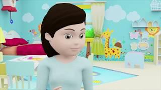 Phim hoạt hình Khôn lớn mỗi ngày Tập 154: Bé học hỏi kiến thức về giới tính.