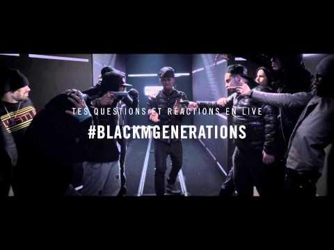 Black M en Hangout le 10 Avril avec Generations (#BlackMGenerations)