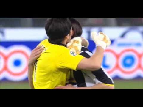 Roma - Juventus Il gol di Iaquinta