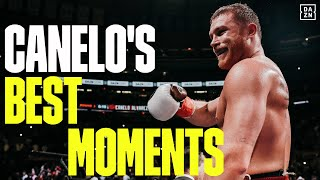 20 Minutes Of Canelo Alvarez's Best Moments In The Ring