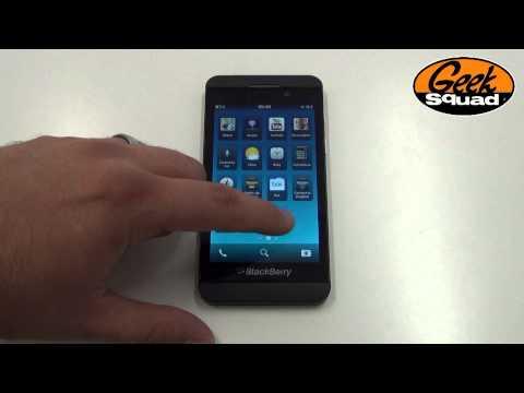 TIP: Cómo restablecer los valores de fábrica en Blackberry Z10