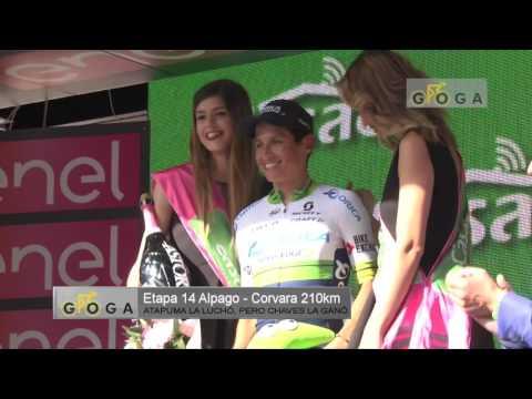 VIDEO COMENTARIO Etapa 14 Giro de Italia 2016