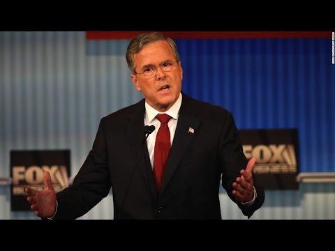 Jeb Bush Fears Lack Of U.S. Militarism Will Hurt The Economy
