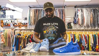 Go Inside Capital BST, the Sneaker Shop Co-Owned by a DUKE Fanatic and an UNC Alum | Open the Box