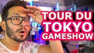 Je RETOURNE le TOKYO GAME SHOW 2018 !!!
