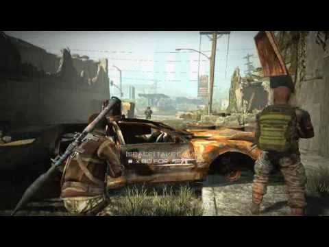Terminator Salvation PC Gameplay Geforce 9600GT