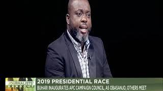Journalists' Hangout| 2019 Presidential Race