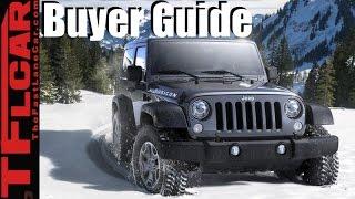 2007-2017 Jeep Wrangler JK Comprehensive Buyer's Guide