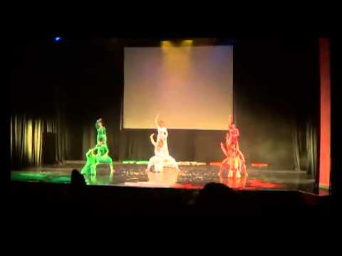 DANCE - CHAMPIONS 2013 -VANDE MATARAM BY JAZZ ROCKERS DANCE CO- DUBAI