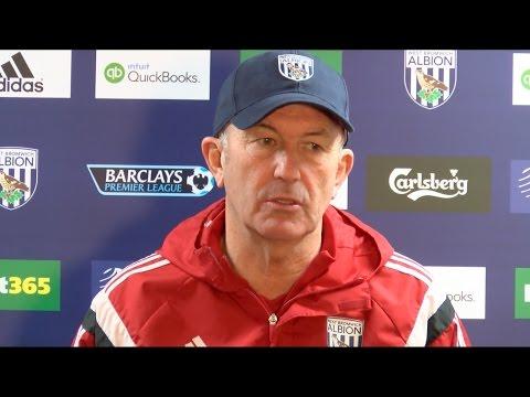 PRESS CONFERENCE | Tony Pulis previews Premier League trip to Burnley