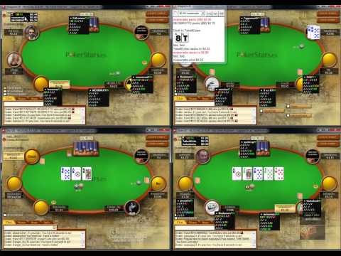 Ganar Al Poker, Escalando Microlímites No Limit 10 Multistack - (II)