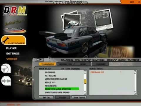 First Gear rfactor - DRM Mod Review
