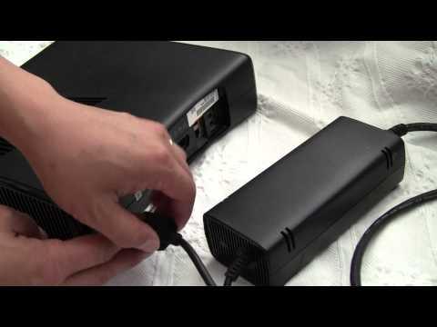 Cheapo Tech: Fix Xbox 360 Slim Power Adapter/Brick Red Light Issue
