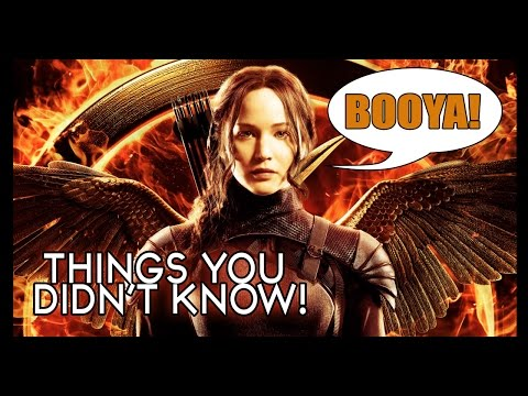 7 Things You (Probably) Didn't Know About The Hunger Games