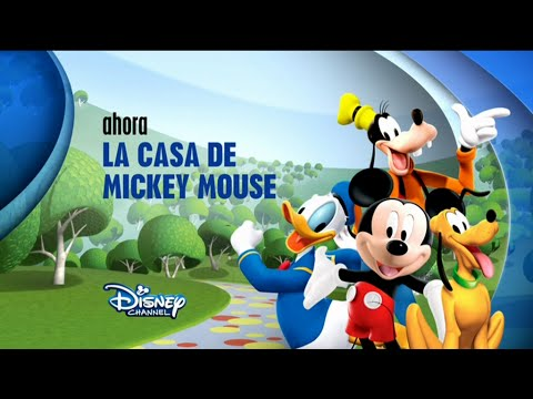 Disney channel espa a ahora la casa de mickey mouse - Youtube casa mickey mouse ...