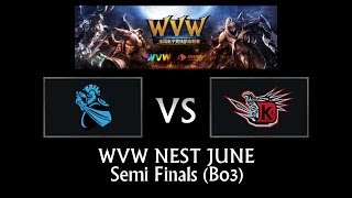 Newbee vs DK - WVW NEST June Semi Finals (BO3)