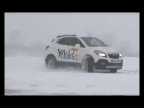 Сравнительный тест драйв Nissan Juke и Opel Mokka