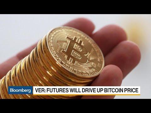 Bitcoin.com CEO Says Futures Will Drive Up Bitcoin Price