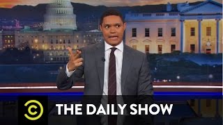 "Between the Scenes - The ""Hidden Gun"" of Health Care: The Daily Show"