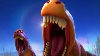 The Good Dinosaur Official Trailer EASTER EGG BREAKDOWN