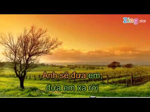 Vo Ngua Tren Doi Co Non - Nhac Karaoke - Che Thanh video