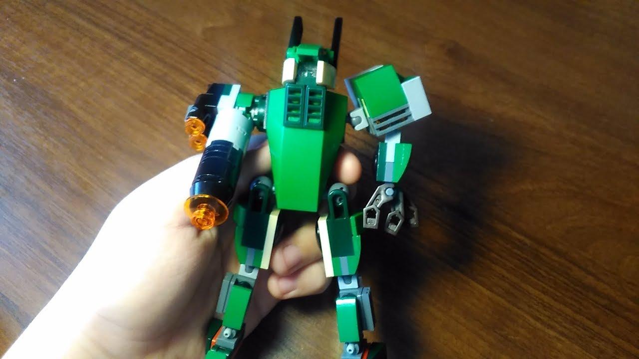Как сделать своего робота в ютубе 821