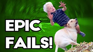 IF YOU LAUGH, YOU LOSE - Most funny animals videos of 2019
