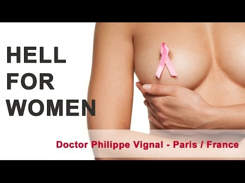 HORMONES AND BREAST CANCER, THE CONNECTION - Mentrual cyle - Period -- Doctor Philippe Vignal PARIS