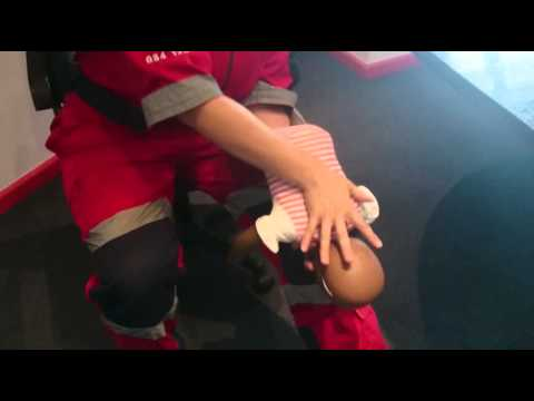 Mommy Matters op OFM - Wat om te doen as jou baba verstik