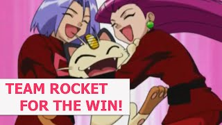 Pokemon - Team Rocket - Team Rocket Wins!