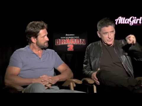 Gerard Butler & Craig Ferguson Exclusive!!! Frozen is going DOWN!!!