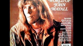 John Mayall The World Of John Mayall Full Album Vinyl
