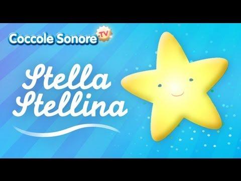 Stella stellina canzoni per bambini di coccole sonore for Canzoncini per bambini piccoli