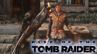 Rise of the Tomb Raider #32 - Carne de Javali é Gostoso?