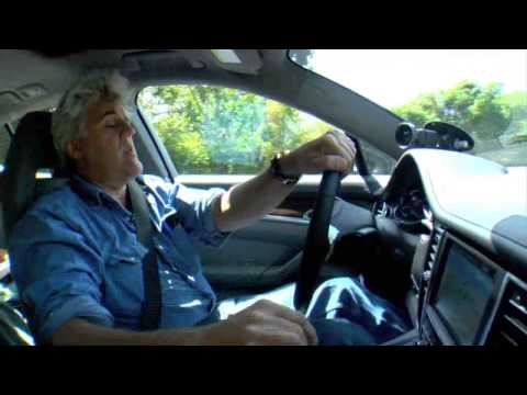 Jay Leno Drives 2010 Porsche Panamera - Pebble Beach Promo 2