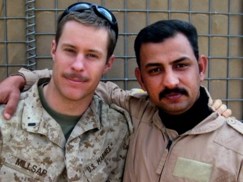 US Vet Seeks Asylum for Iraqi Brother in Arms