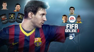 FIFA ONLINE 3 PACK OPENING No.210 The End of Fifa online 3