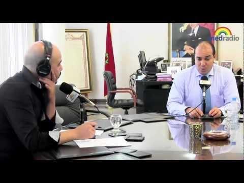 Mohamed Ouzzine Sur Med Radio avec Ridouane Erramdani
