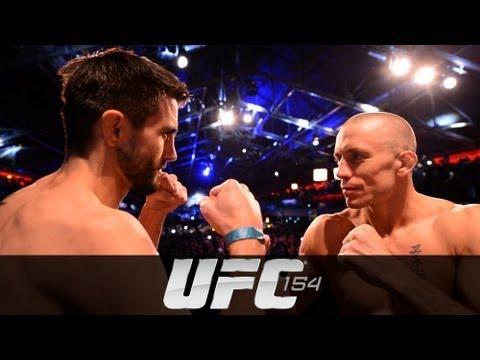 UFC 154 Weigh-In Highlight: St-Pierre vs. Condit