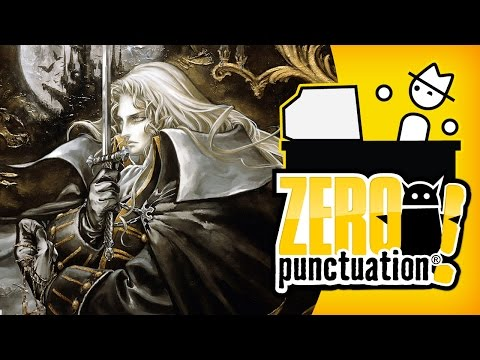 CASTLEVANIA: SYMPHONY OF THE NIGHT (Zero Punctuation)